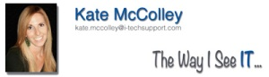 Kate McColley i-Blog Signature