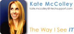 Kate McColley i-Blog Signature 2013
