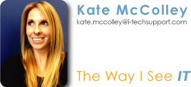 Kate McColley i-Blog Signature 2013